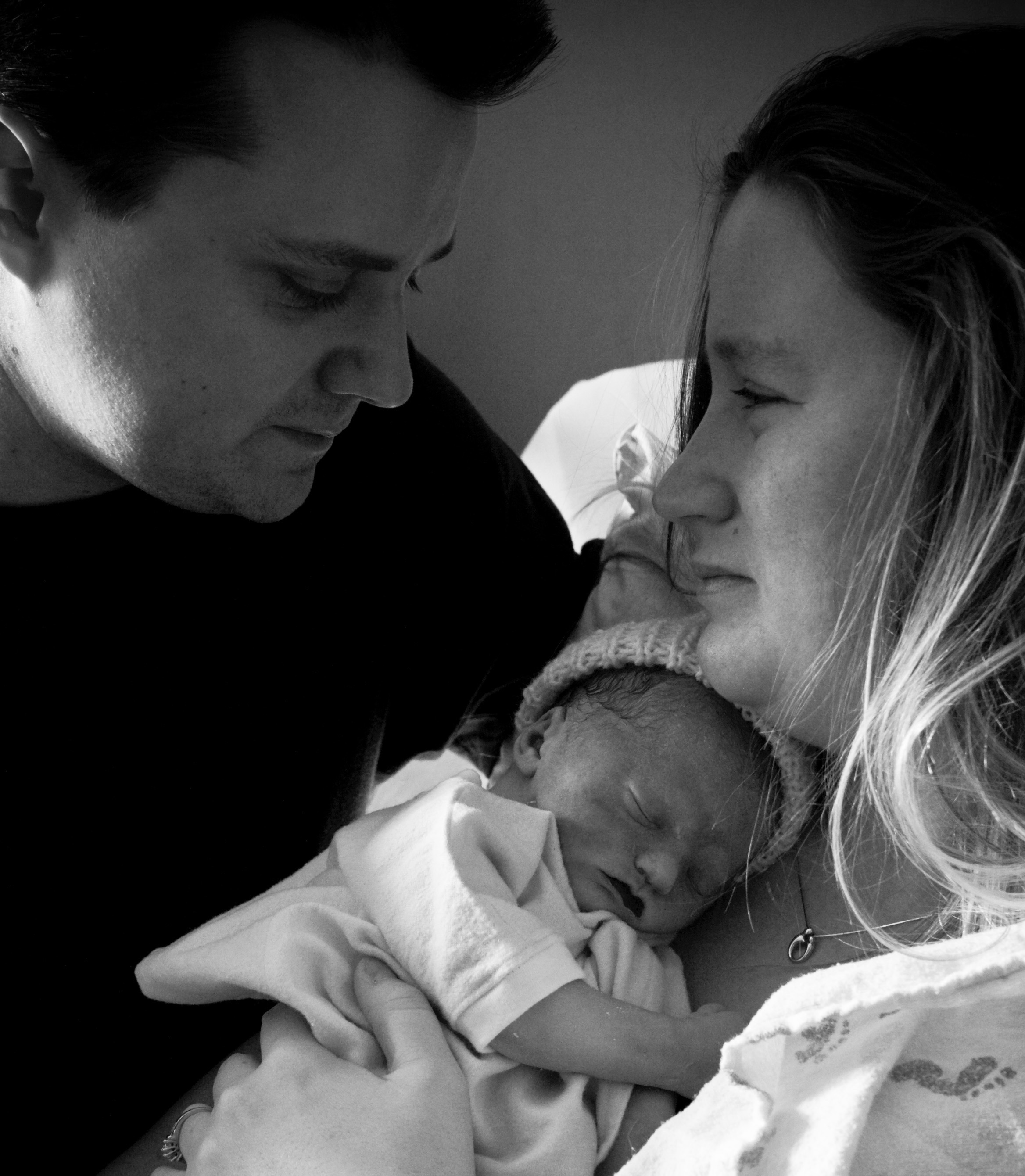 Pratt's still-birth story